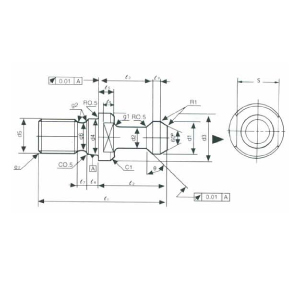 Sanit Up Spulkasten Montageelement 980 as well Engine additionally P throughbolt WA likewise Nylock Nut M5 260 P also Ad 328 Length Of Slotted Holes And Kidney Shaped Slots. on m12